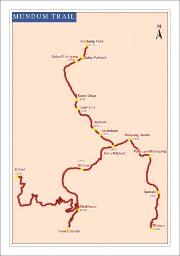 Mundum Trail